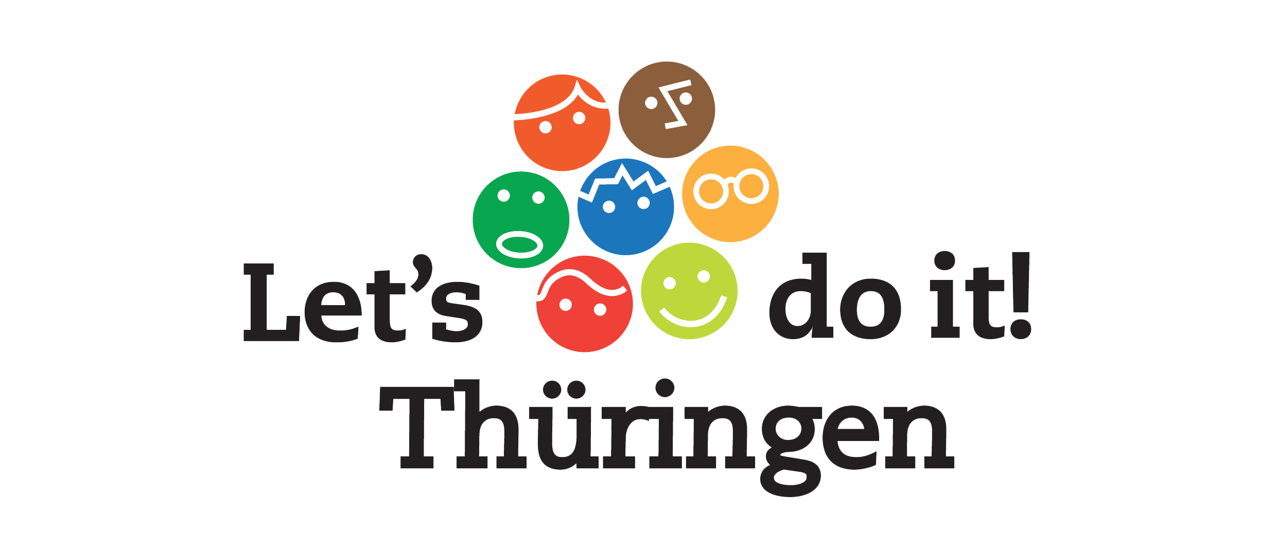 Let's Do It! Thüringen Logo